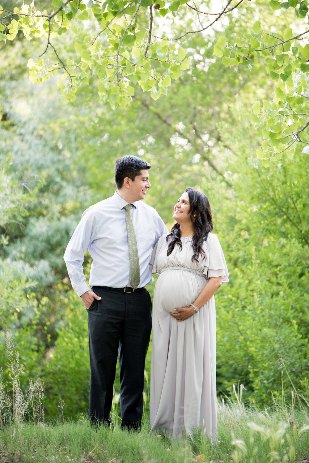 los lunas, nm maternity photographers