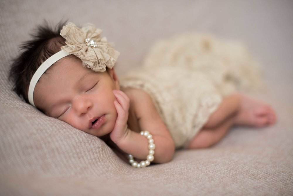 New Mexico Newborn Photographer