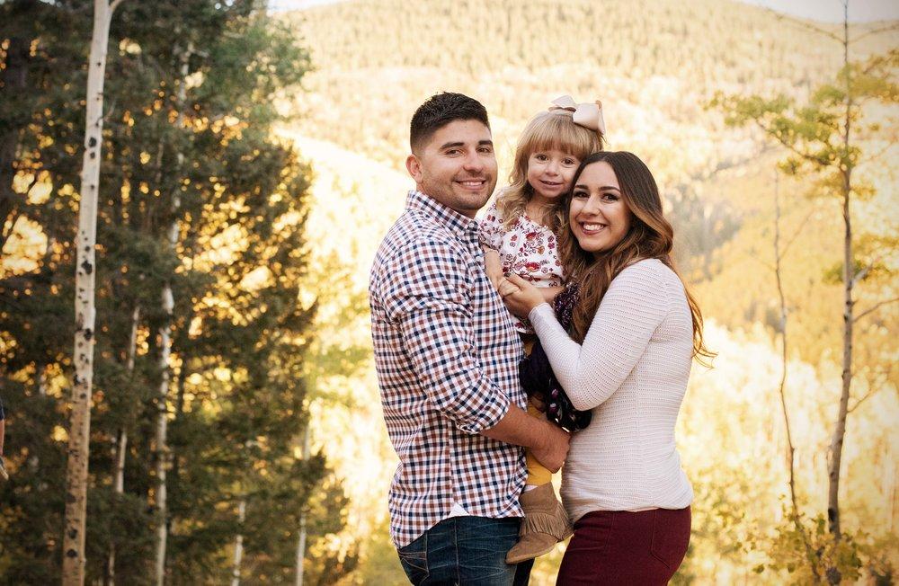Santa Fe NM family photographer