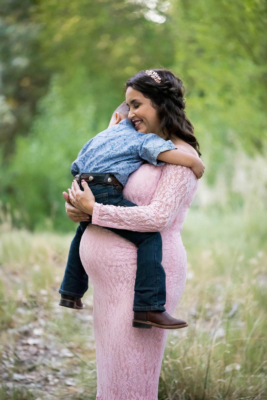 new mexico maternity photographers