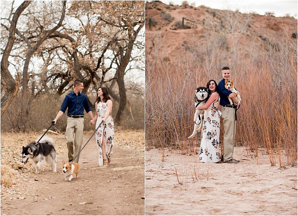 best engagement photographers albuquerque