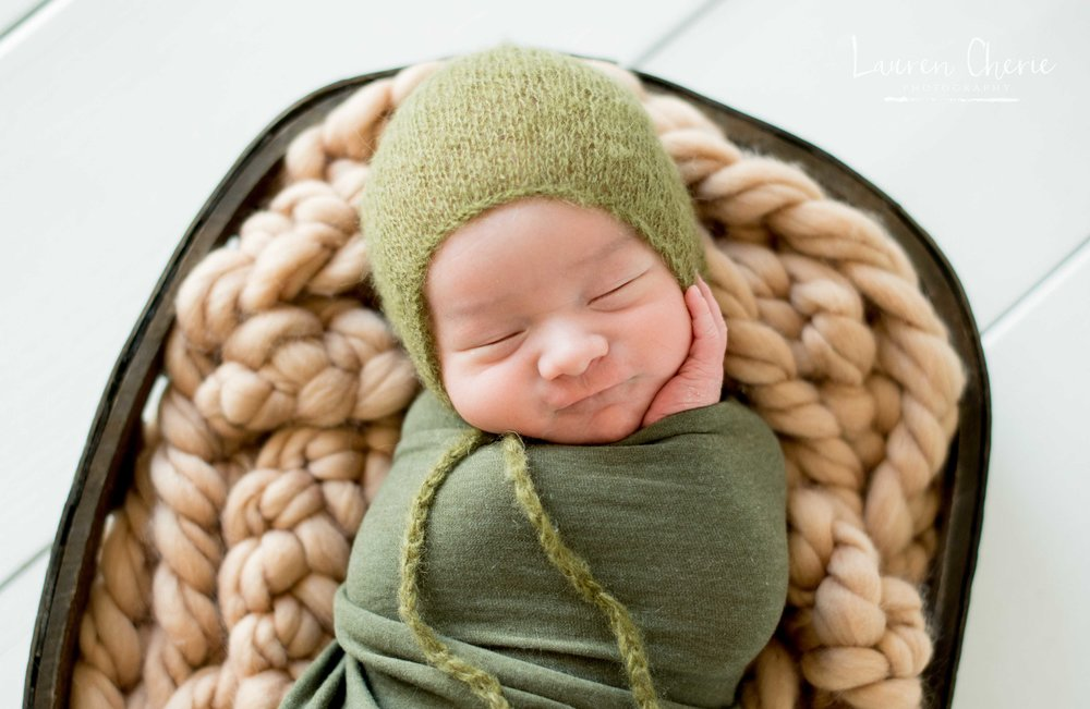 newborn photography santa fe