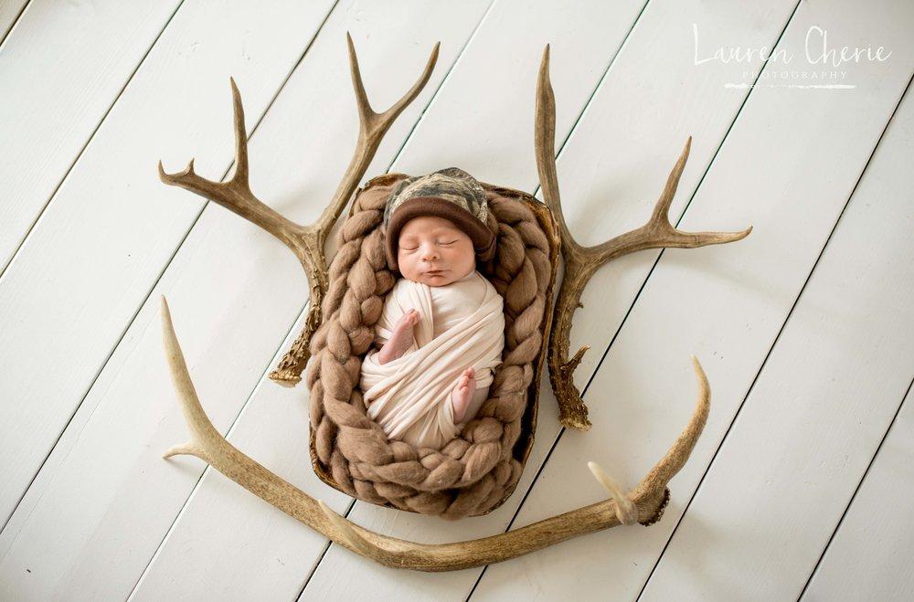 santa fe newborn photography