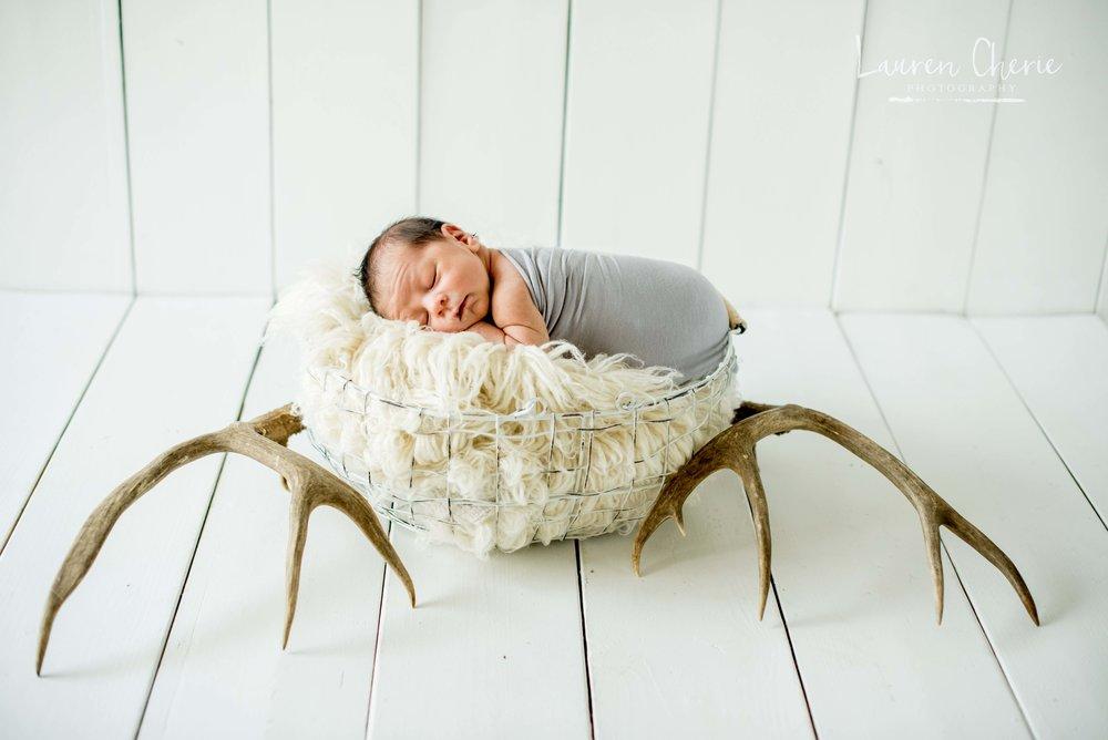 los lunas newborn photographer