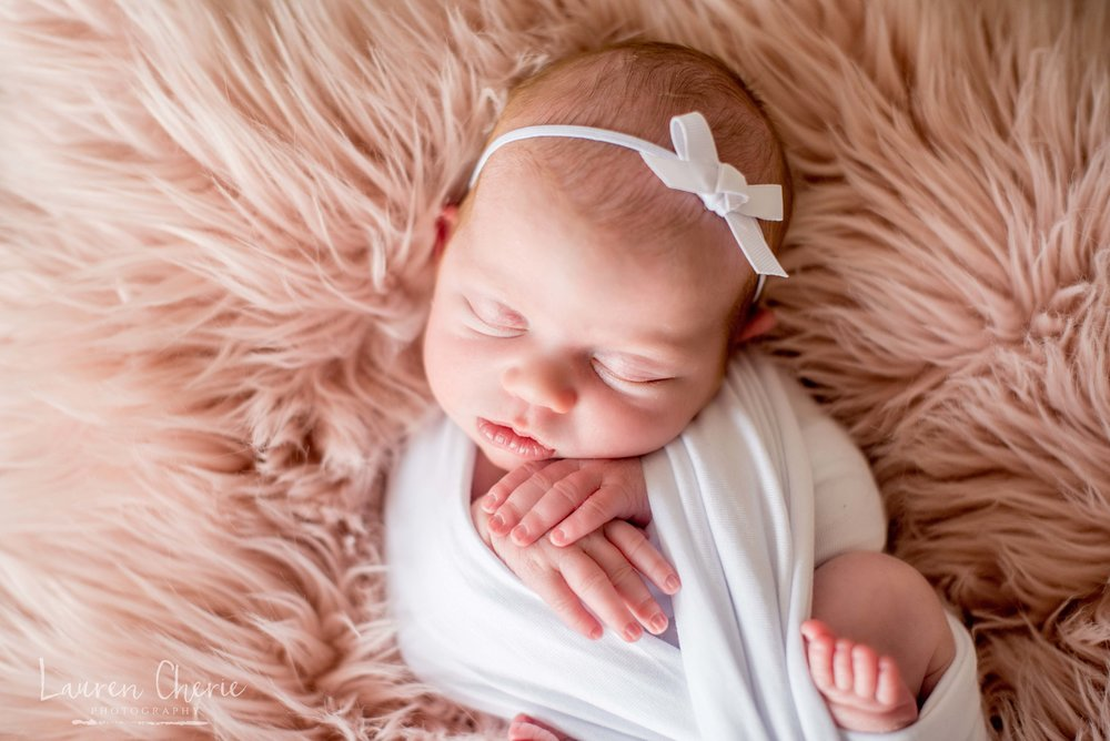 santa fe newborn photographer