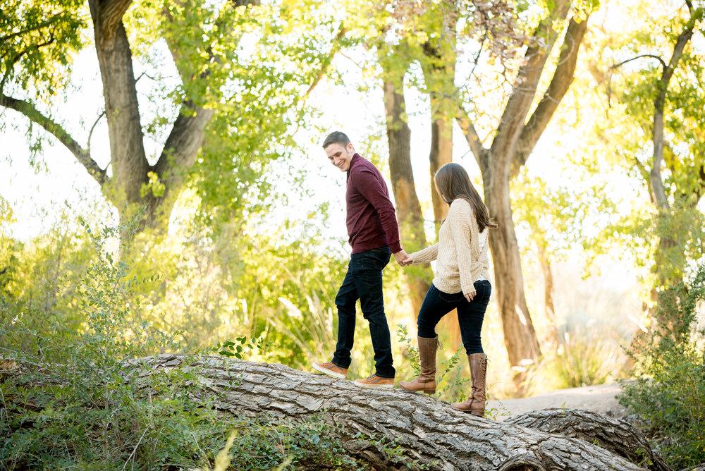 engagement photography santa fe