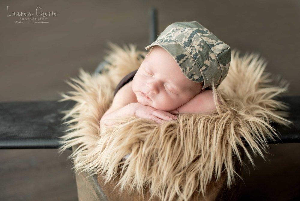 santa fe newborn photographers