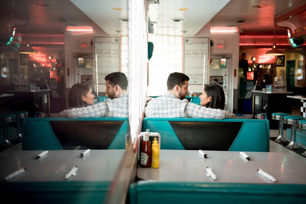 engagement photos albuquerque