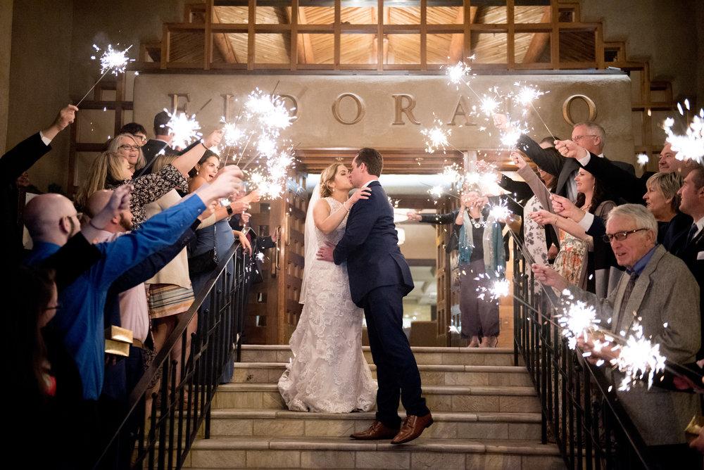 Eldorado Hotel Wedding