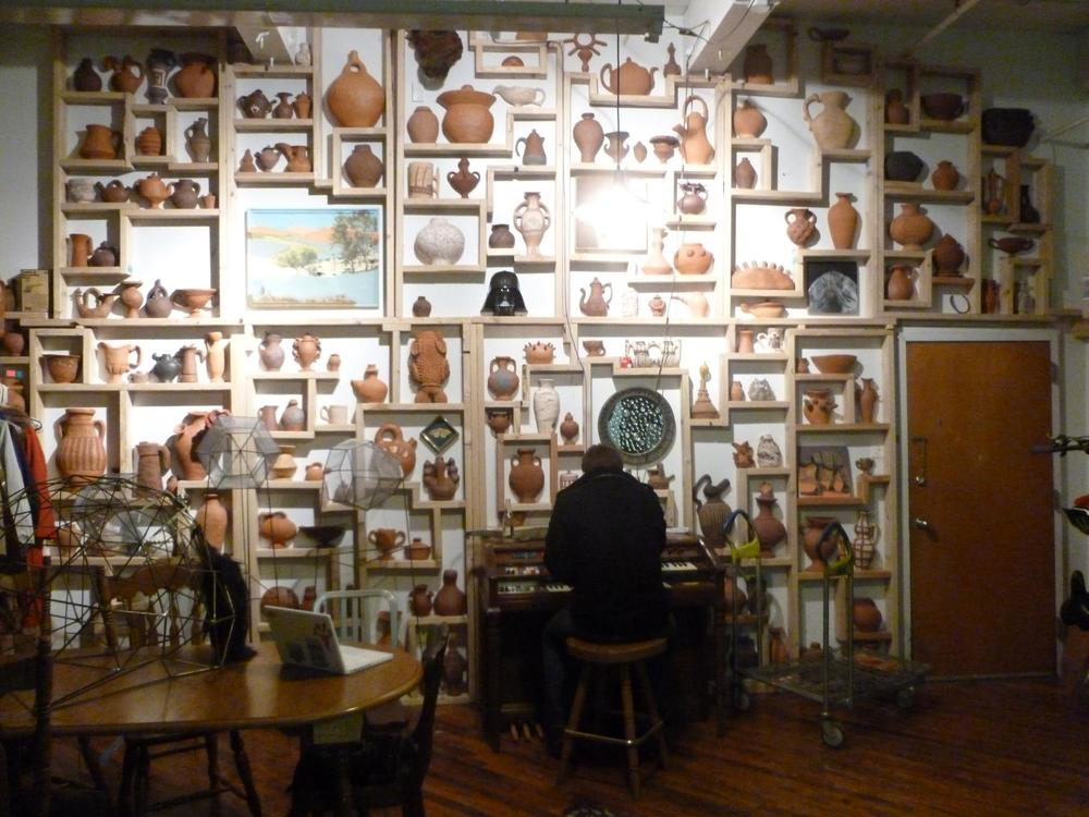 Garniture Wall