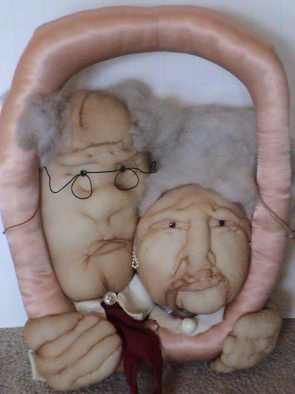 Grandpa + Grandma