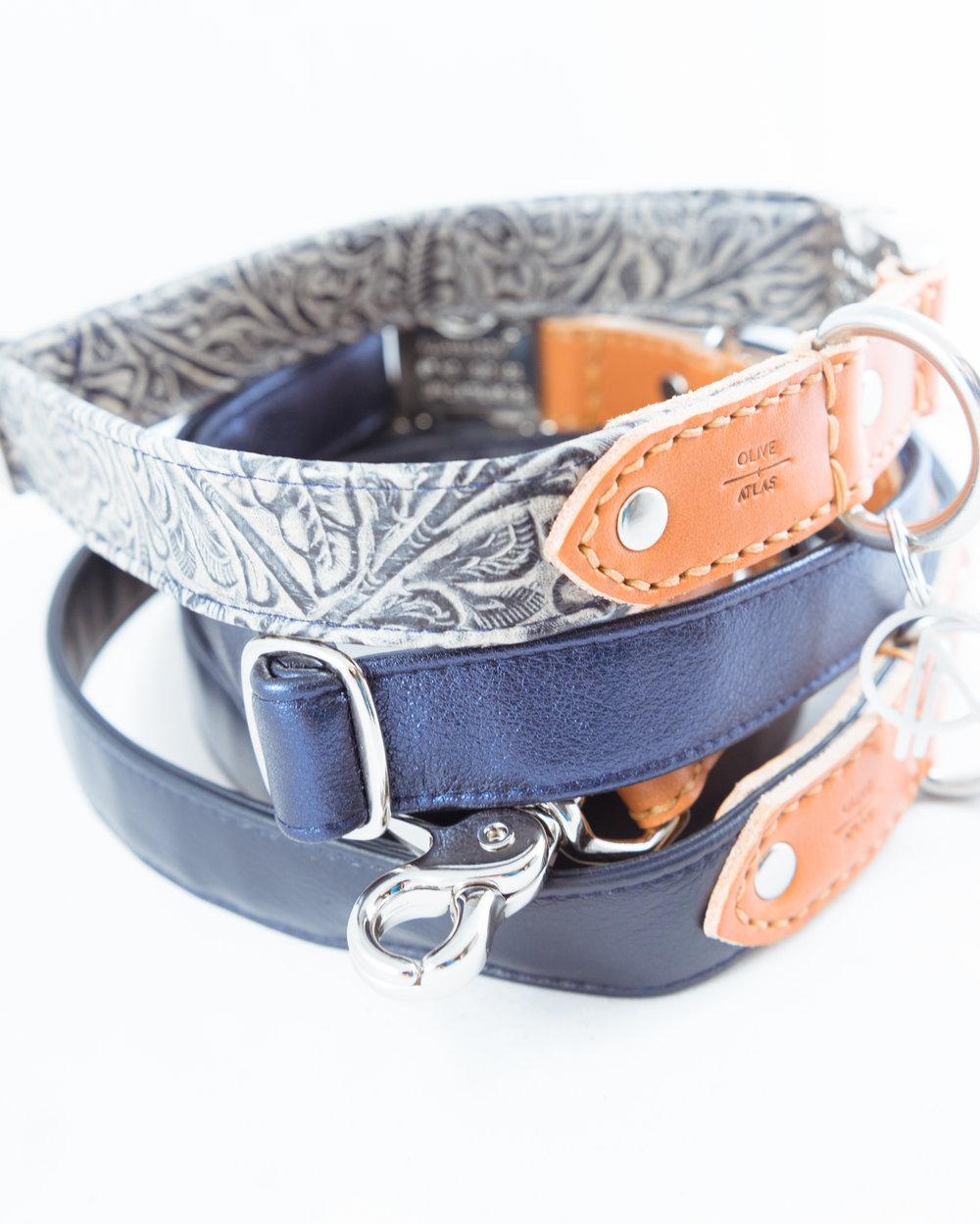 oliveandatlas_dog_collars_blues_sapphire_jacksonville_navy.JPG