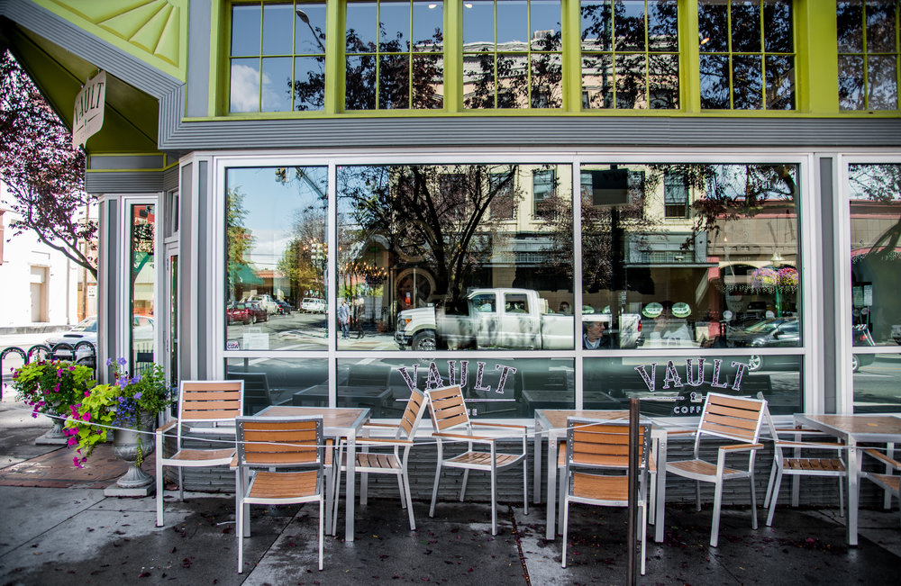 Architectural photography for local business in Coeur d' Alene Idaho