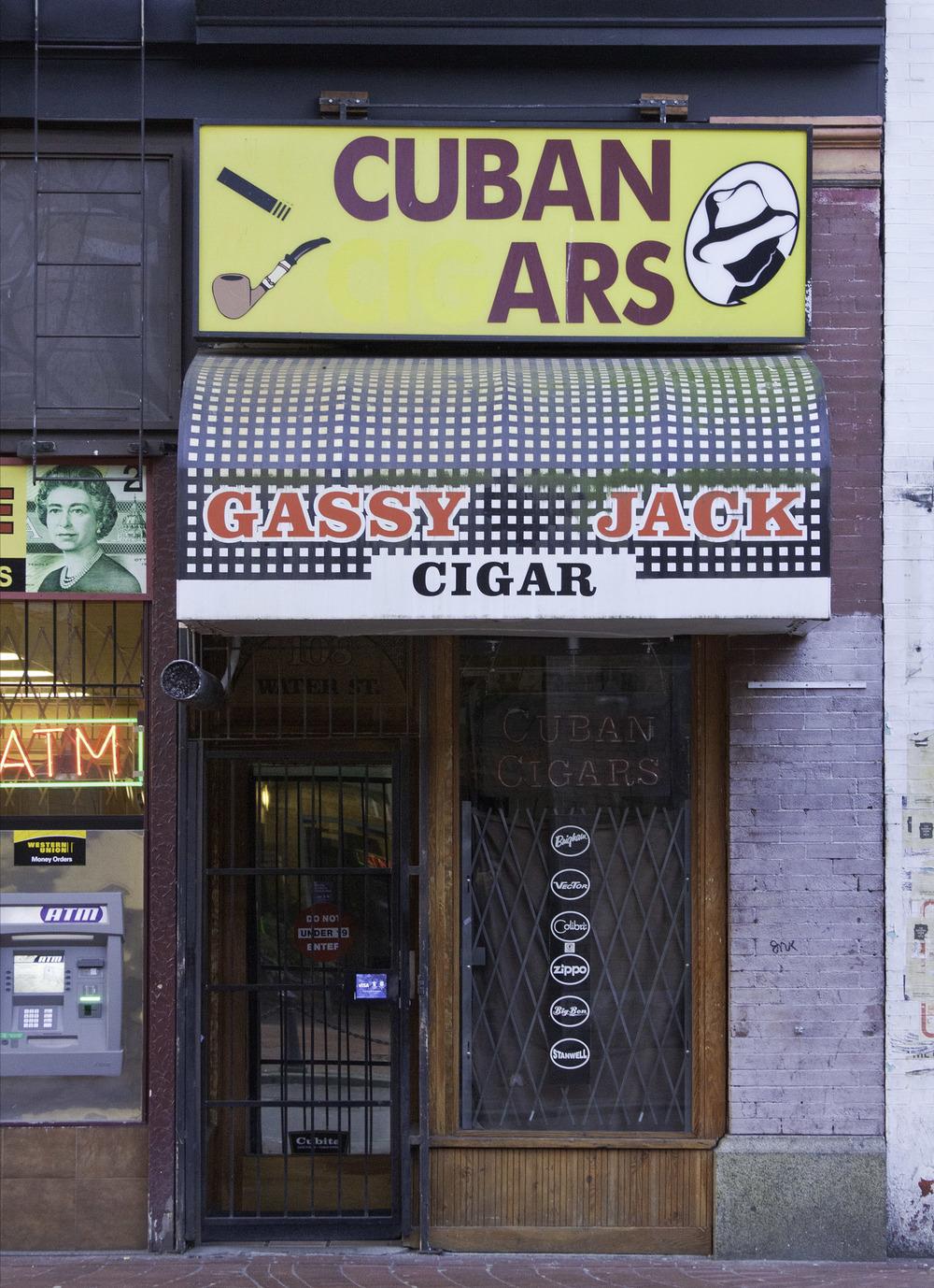 Cuban Cigars, Vancouver