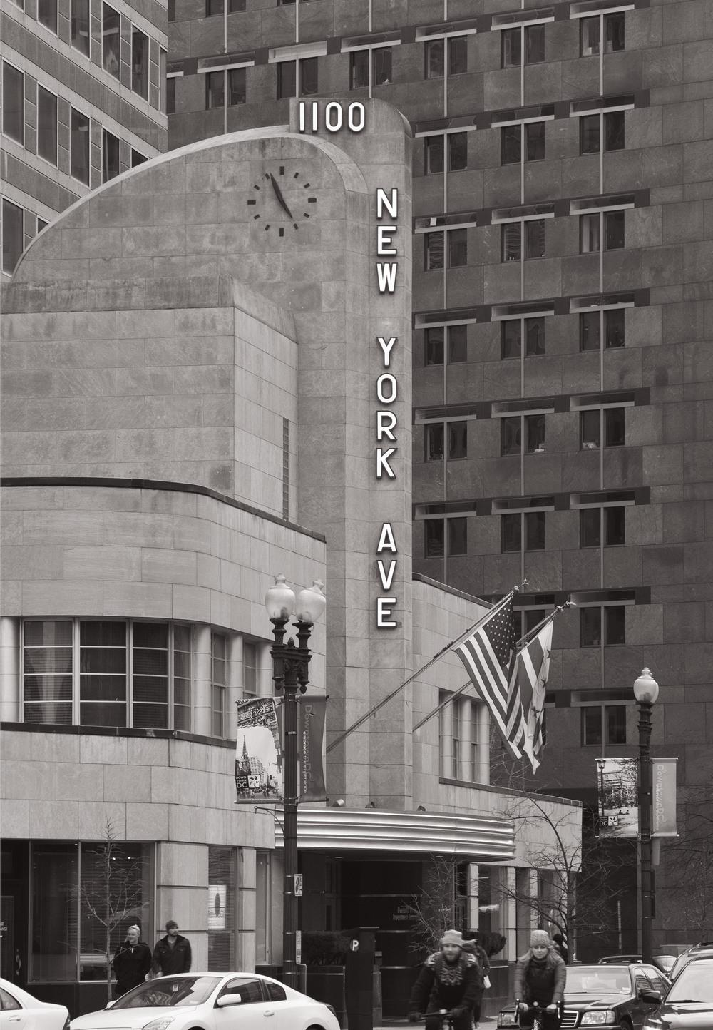 New York Avenue, DC
