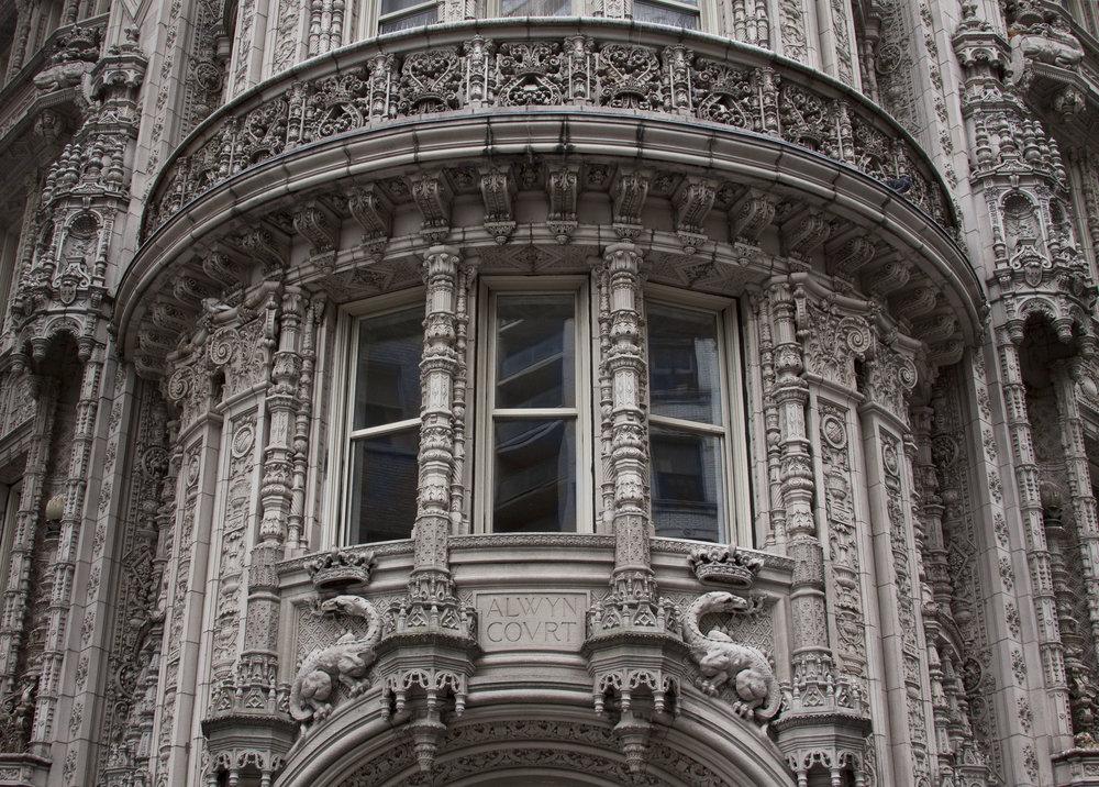 Alwyn Court, NYC