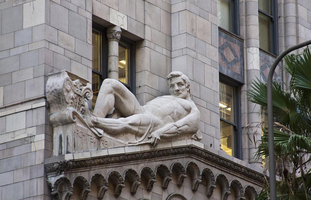 Sculpture, Los Angeles