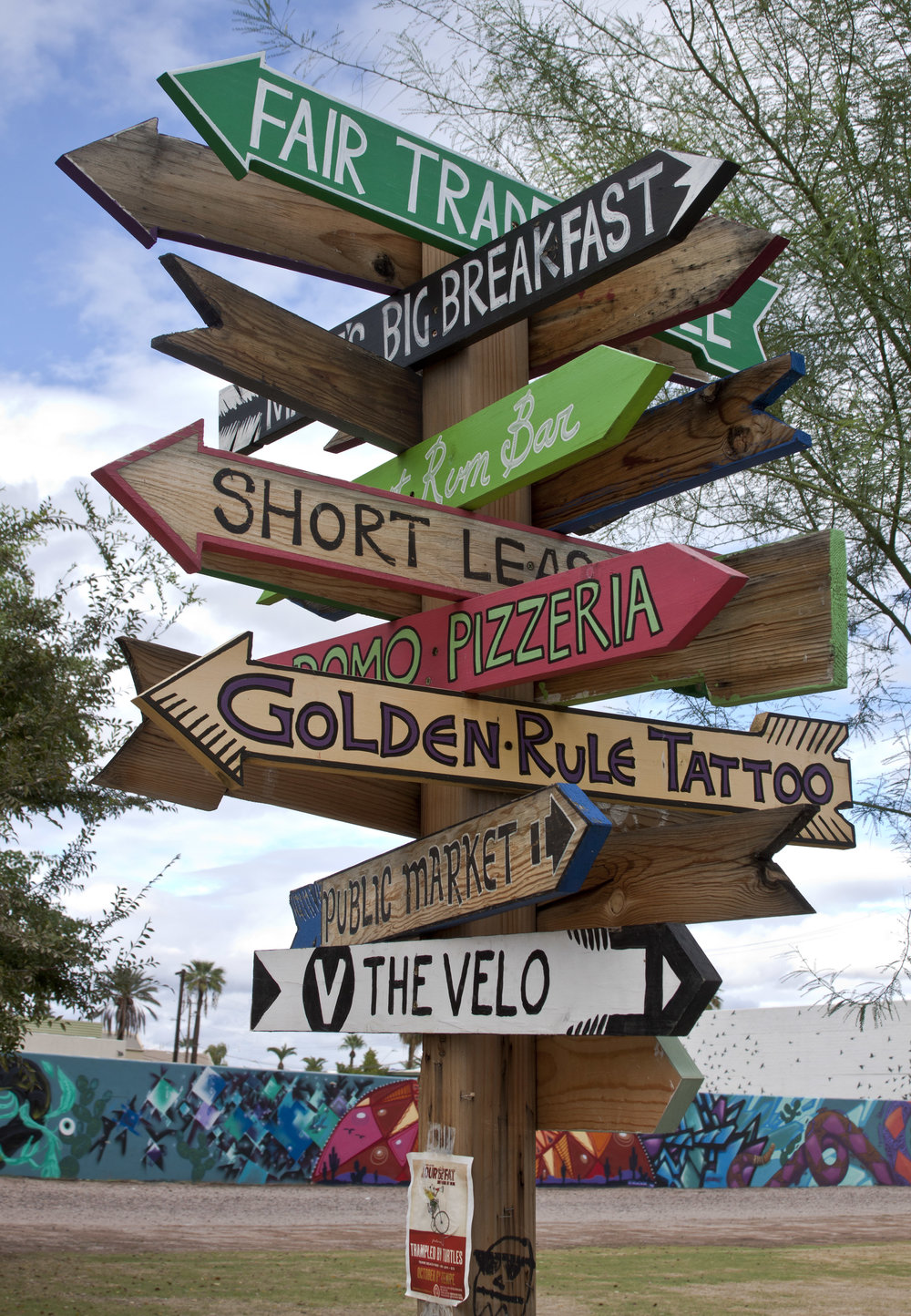 Signpost, Phoenix