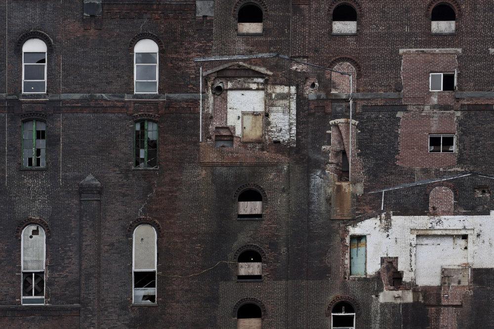 Old Building, Brooklyn