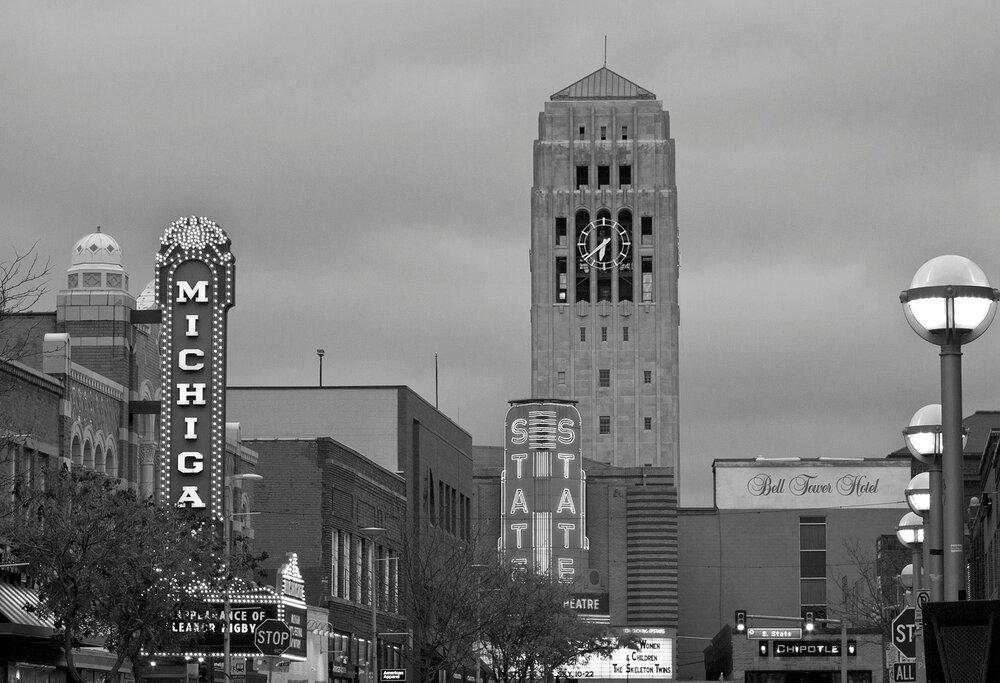 Burton Tower