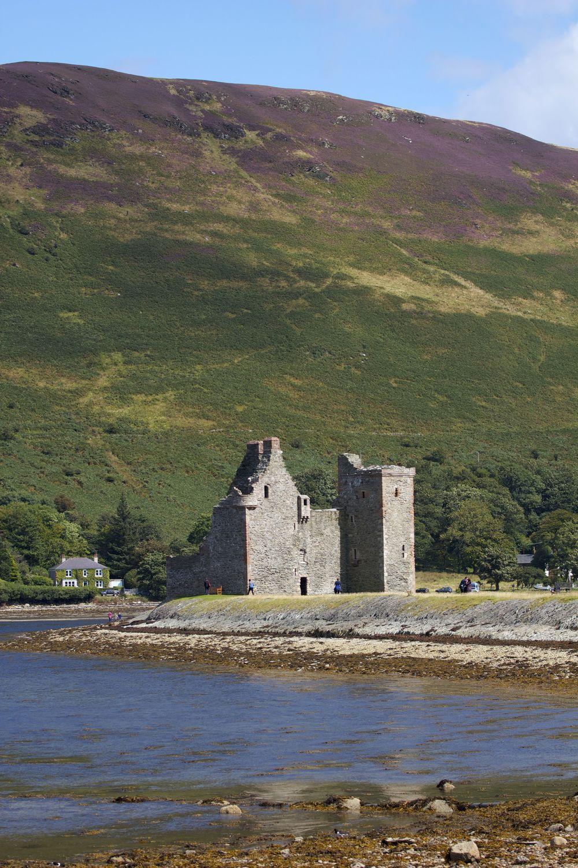 Lochranza Castle, Isle of Arran, Scotalnd
