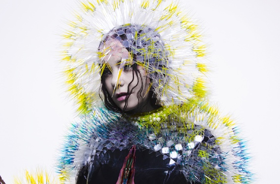 Bjork, photo courtesy of The Atlantic