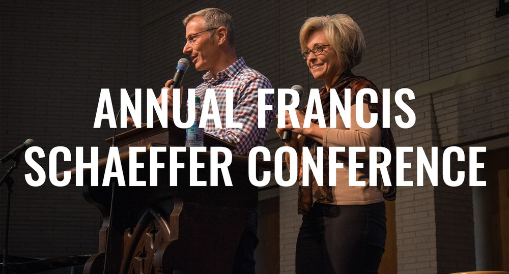 Stephan and Belinda Bauman were the featured speakers at this year's Francis Schaeffer Conference on True Spirituality. Photo by Debra Patricia.
