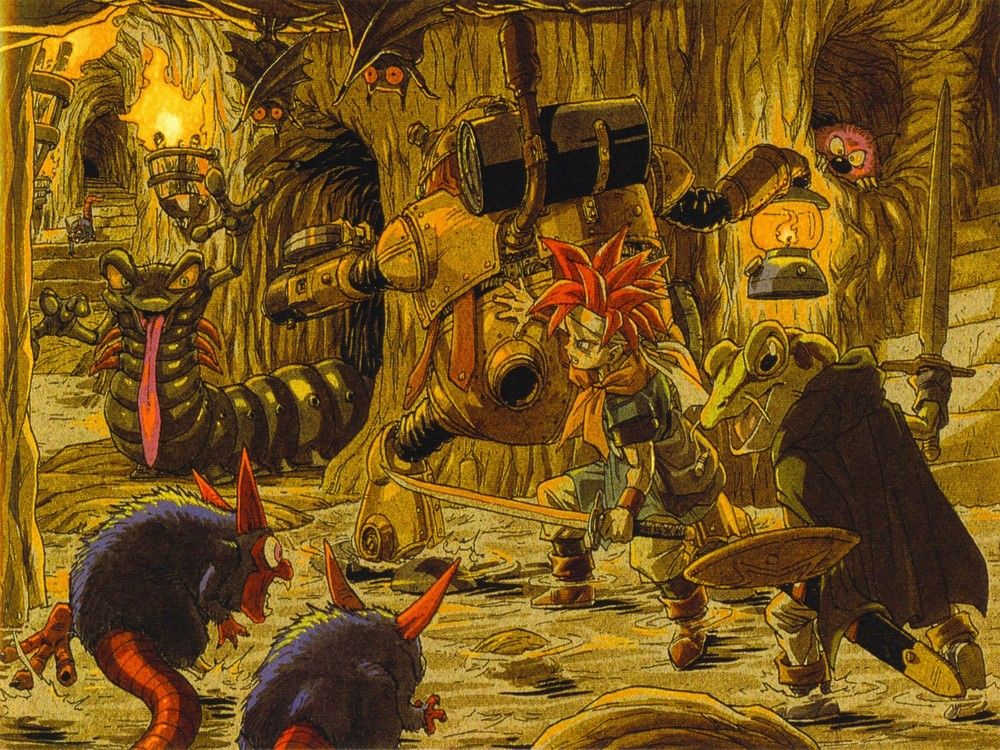 My favorite game of all time: Chrono Trigger
