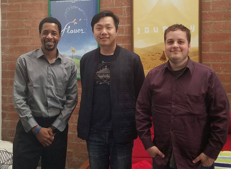 Meeting Jenova Chen of thatgamecompany