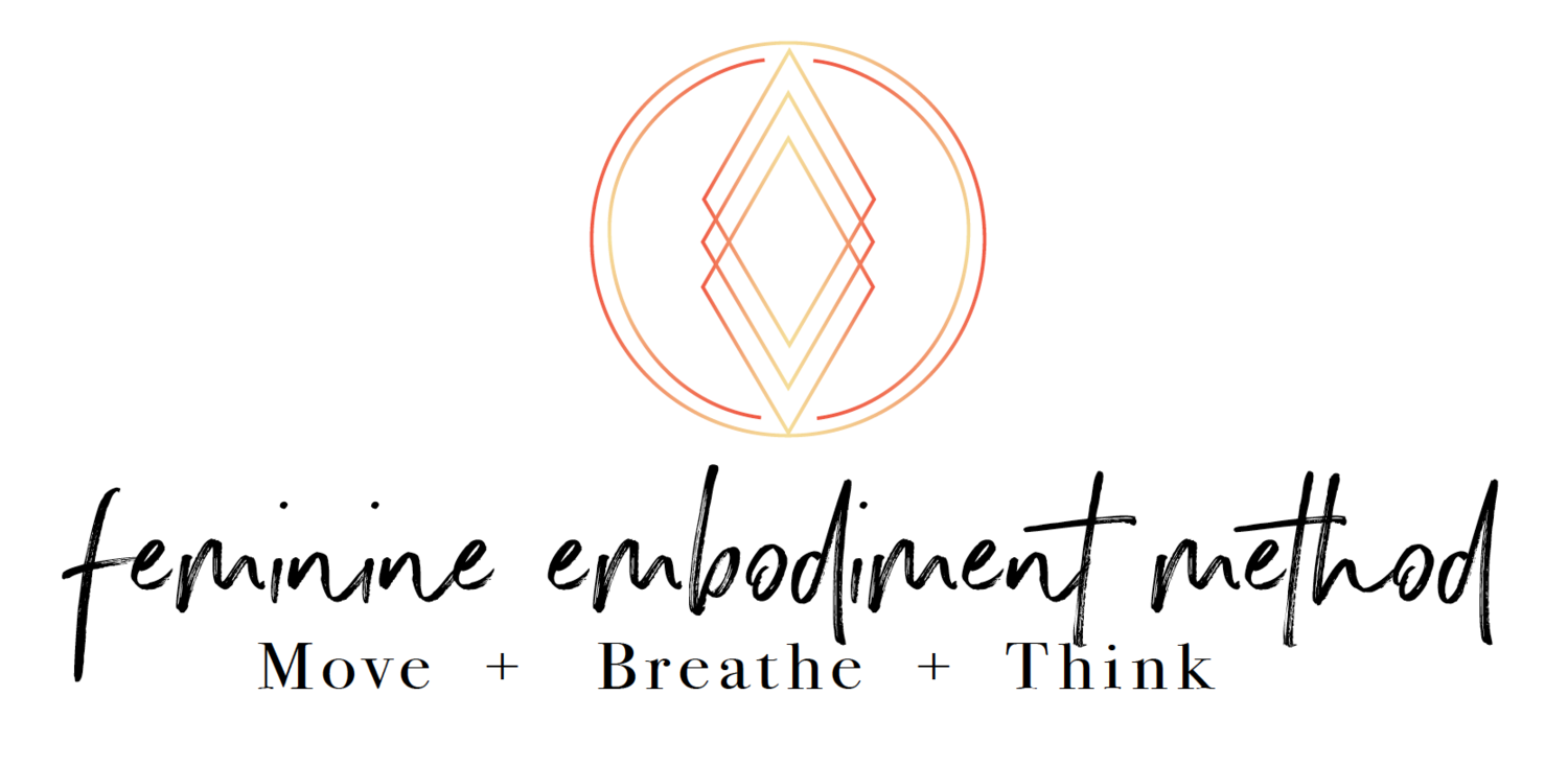 feminine embodiment method