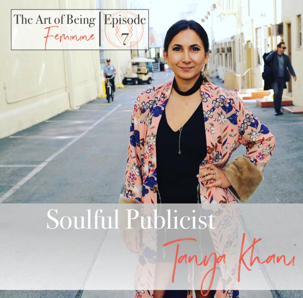 The Art of Being Feminine Tanya Khani.png