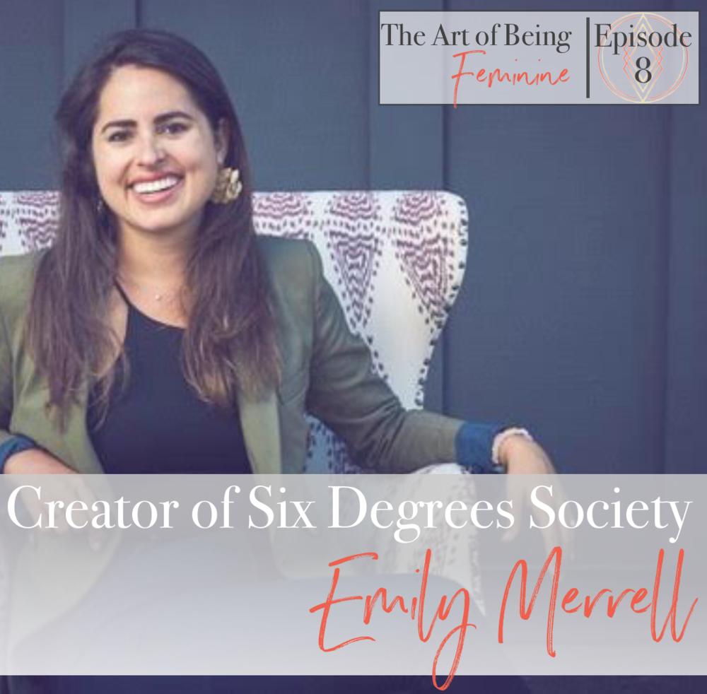 The Art of Being Feminine Emily Merrell.png