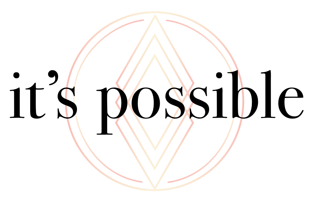 It's Possible with Kirsten Asher