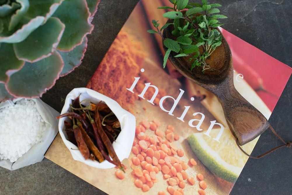 Urbana Sacs in the Gourmet Kitchen