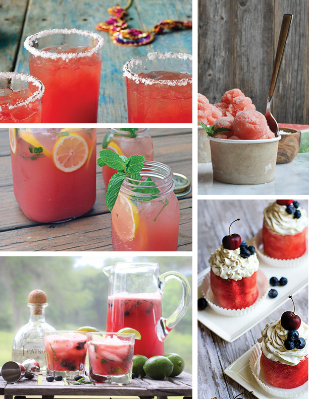 Amazing Watermelon Recipes for This Summer