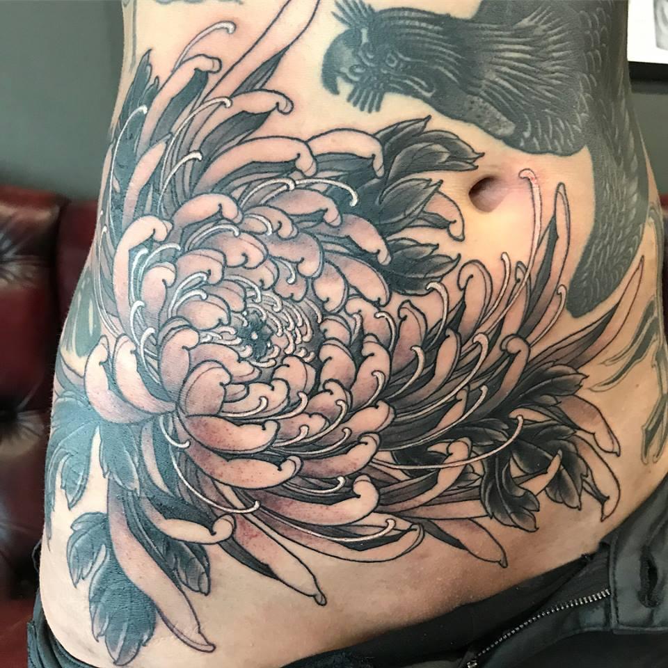 "Flower by Ryan ""Maverick"" Reeve"
