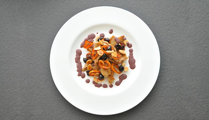 vegan spanish chicken