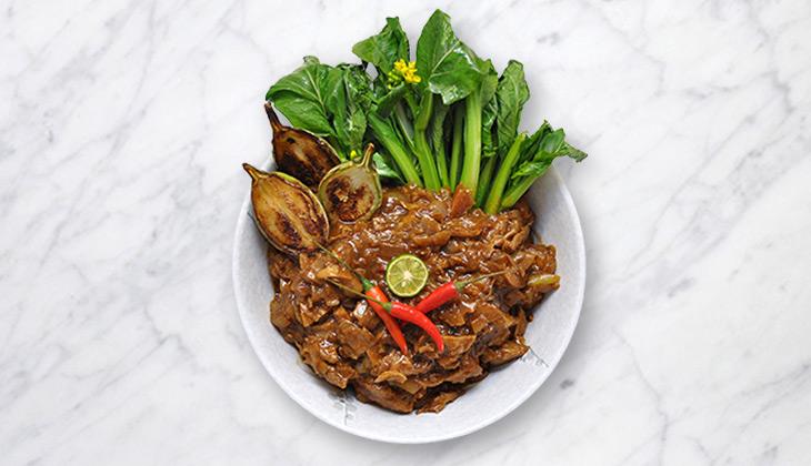 spicy vegan chicken chunks
