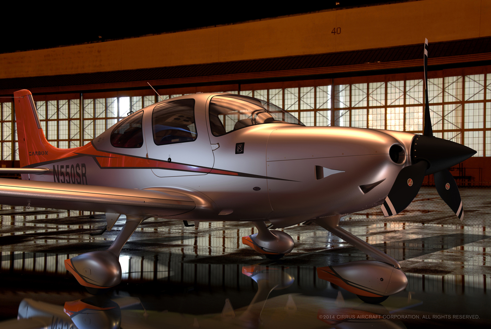 For ten years and counting, the SR22 series has been the best selling aircraft in its class.