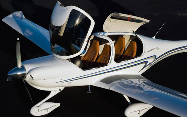Innovative, state-of-the-art design combined with excellent safety, best flight quality, high reliability and low operating costs with the single-engine, four-seater DA40 NG. The industry's most popular single trainer aircraft and a blast to fly for private owners!