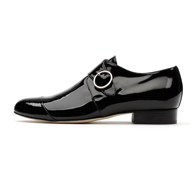 Liam Fahy: Nicole black patent | Shoes -  Hiphunters Shop