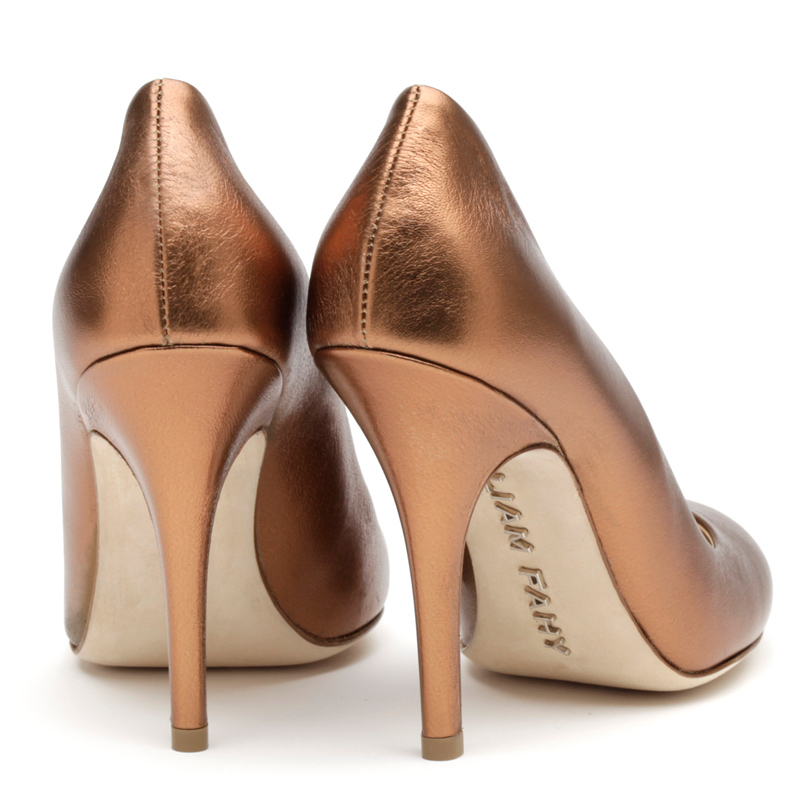 Liam Fahy: Elle silky nappa heels | Shoes,Shoes > Heels -  Hiphunters Shop