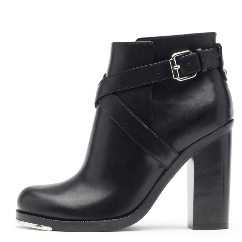 Liam Fahy: Jolie black ankle boots | Shoes,Shoes > Ankle boots -  Hiphunters Shop