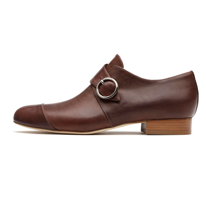 Liam Fahy: Nicole cigar brown | Shoes -  Hiphunters Shop
