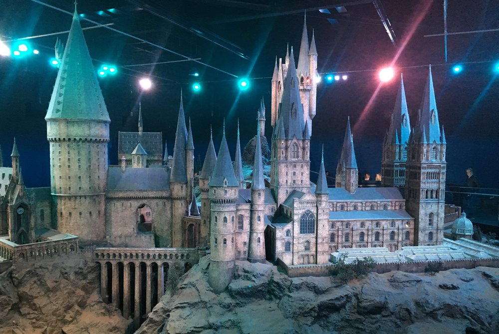 Harry Potter Studio Tour!