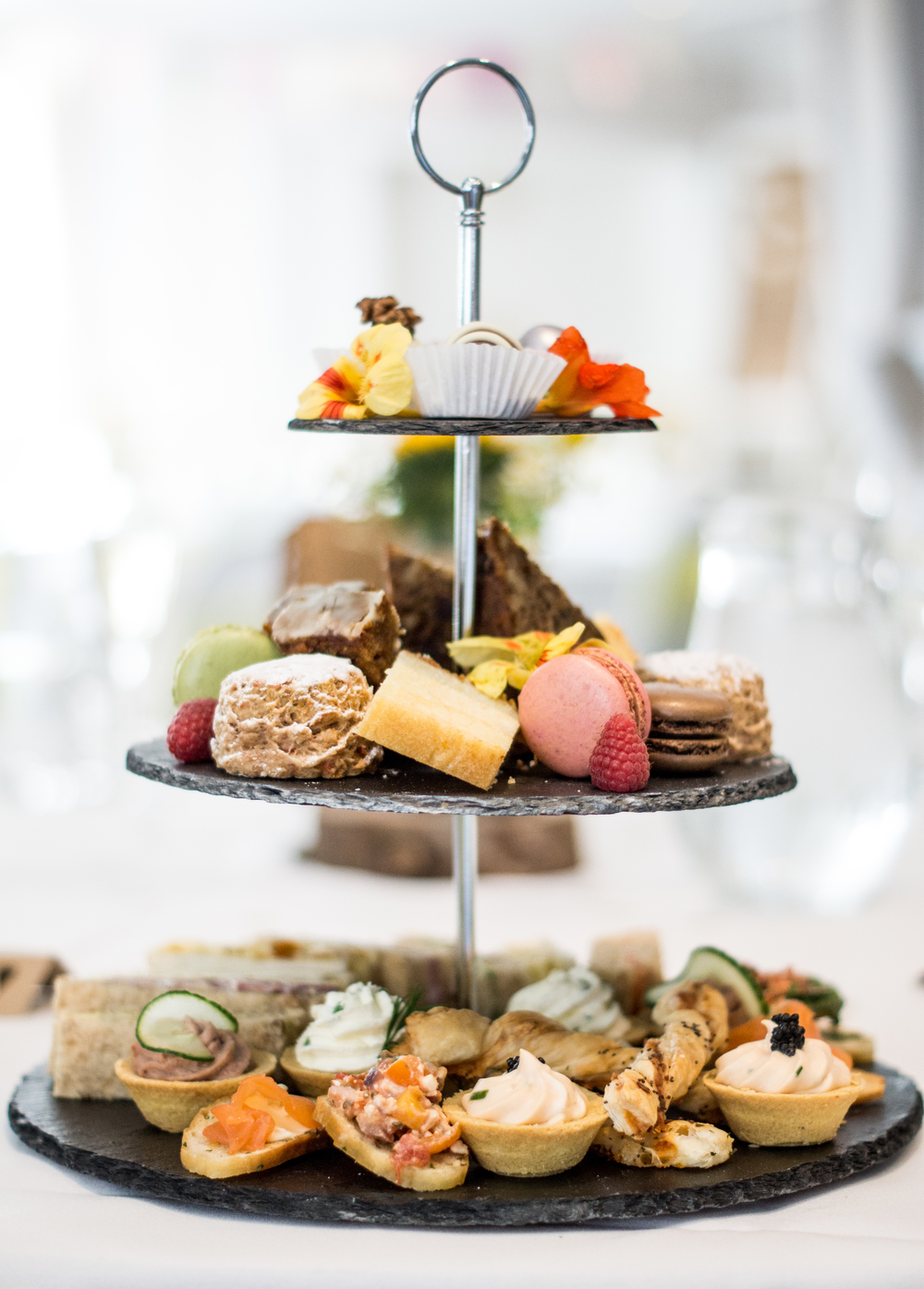 Afternoon Tea Food Photography Jack Gray Photography