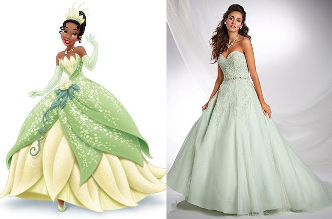 Molto E se le principesse Disney fossero delle spose in carne ed ossa  FZ86