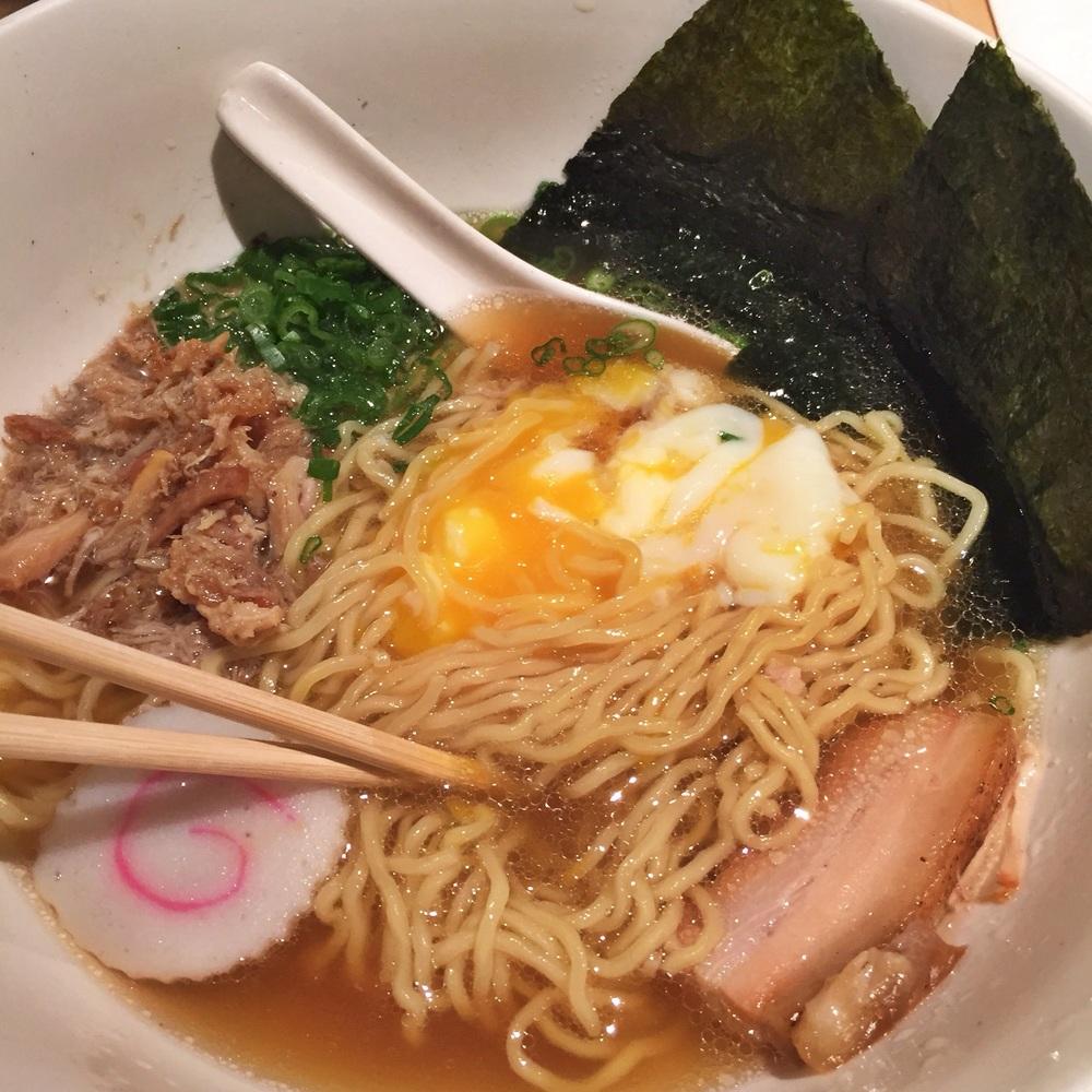 Momofuku Ramen, $16.