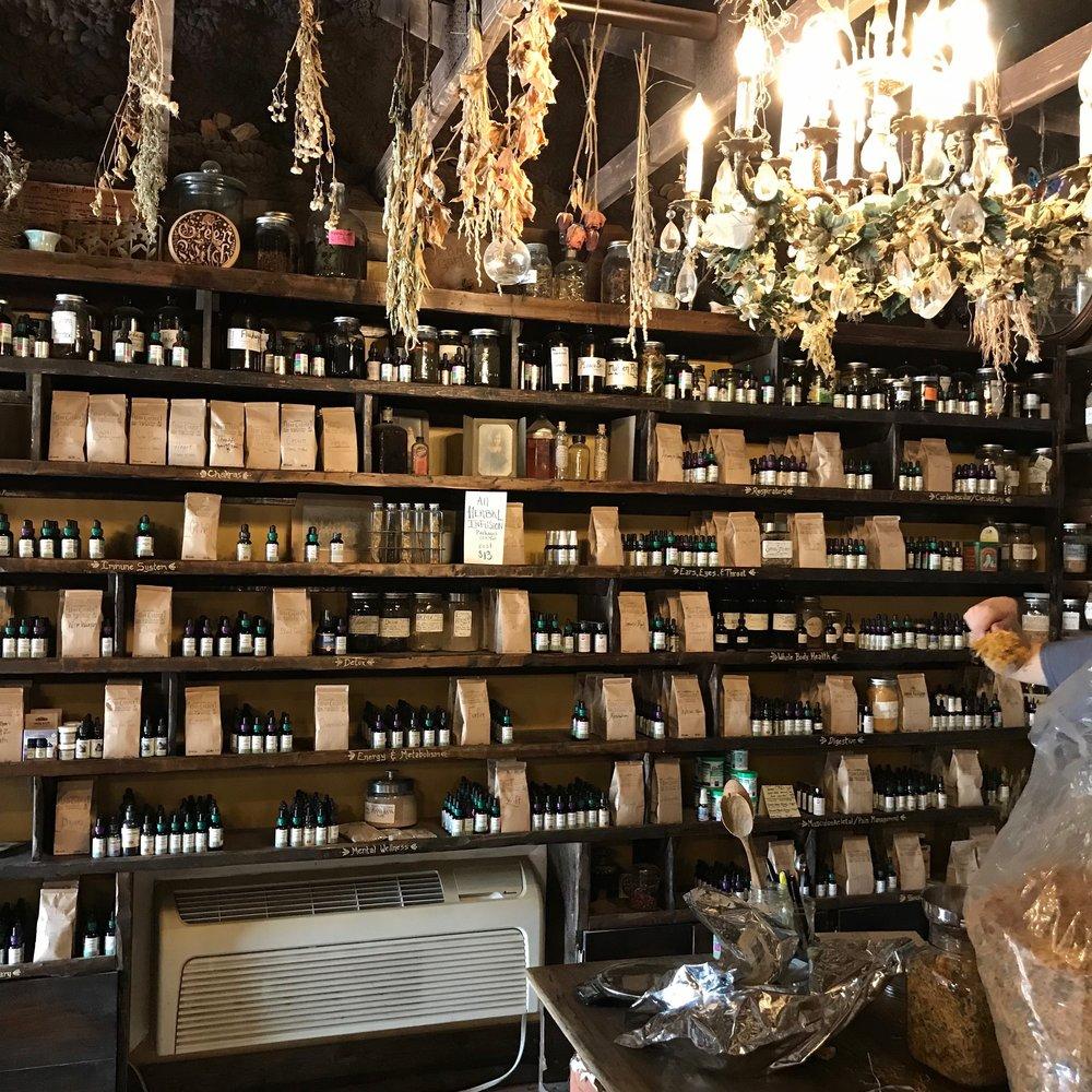 The Tea Shoppe!
