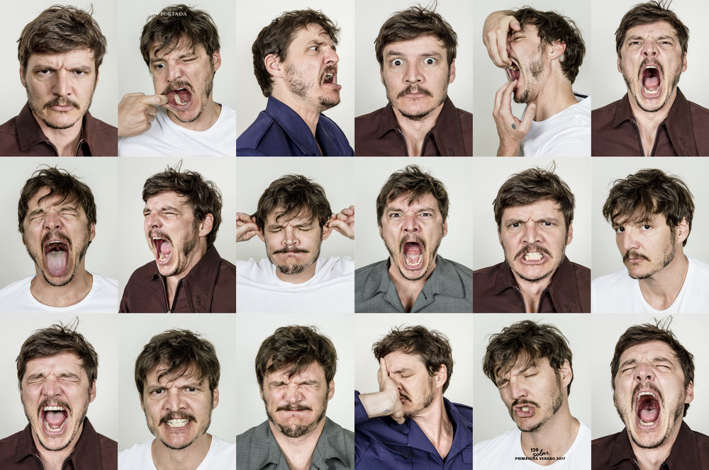 Solar  3 | Stefan Ruiz |  Pedro Pascal | Creative Direction & Styling
